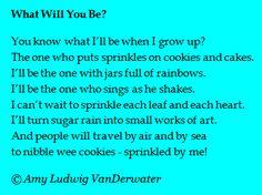 The Poem Farm - a poetry blog by Amy Vanderwater