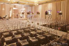 I'm dying over this lucite ceremony design and decor! | Wedding Decor Toronto