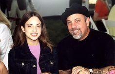 Billy Joel through the years - slide 15 - NY Daily News Alexa Ray Joel, Top 40 Hits, Lyrics Meaning, Innocent Man, Piano Man, Grammy Nominations, Billy Joel, Love To Meet, Christie Brinkley