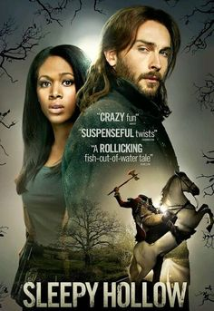 Sleepy Hollow ~~ Filmed where I live, this show is a treat and not a trick