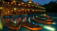 Santhiya Resort & Spa, Thailand