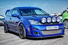 ford focus rs mk1 - Google Search Ford Rs, Car Ford, Ford Focus Svt, Ford Motorsport, Gt Turbo, Slammed Cars, Most Popular Cars, Mustang, Ford Escort