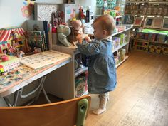 Ride the yellow helter-skelter and shop vintage-look kidswear at Niddle Noddle. On sale is an adorable edit of toys, clothes, books and nursery decor, with many pieces sourced from hard-to-find brands