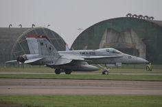 165194/WT05 F/A-18C VMFA-232 USMC