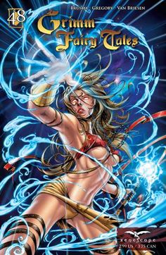 Grimm Fairy Tales #48 - The Good Witch