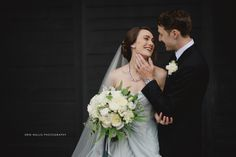 Gown by Romona Keveza | Erin Wallis Photography