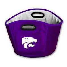 5b7e838128f9 Kansas State Wildcats NCAA Party Bucket Kansas State University