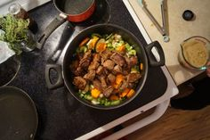 Alaska Stew- Moose and HooDoo Porter - Wanderlust Frontier