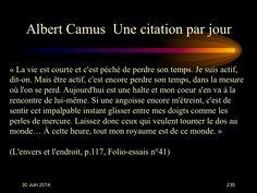 Albert Camus (1913-1960) n° 235