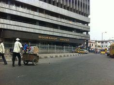 https://flic.kr/p/9dupUL | Lagos Island | Bookshop House Area of Lagos Island Nigeria.  #JujuFilms