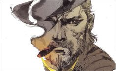 Metal Gear Solid: Yoji Shinkawa: L'Art de Peace Walker