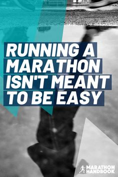 Running a marathon is a lot of work and a huge commitment. Rather than attempt to shortcut it or hack it, you should lean into the hard work. Half Marathon Tips, Half Marathon Motivation, Running Half Marathons, Half Marathon Training Plan, Marathon Running, Running Motivation, Training Day, Running Training, Running Tips