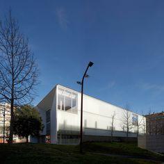 Mario Corea + Lluis Moran + Sebastian Guerrico > Biblioteca Pública de Girona Carles Rahola