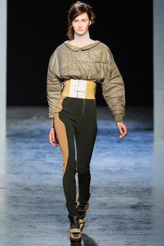 Acne fw 2012 runway | Vogue Hellas