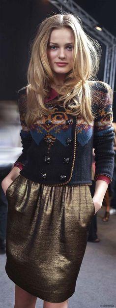 Autumn Winter Fashion, Autumn Style, Winter Style, City Girl, Rock, Cool Style, Sequin Skirt, Glamour, Style Inspiration