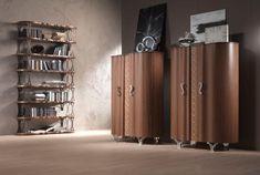 #Möbel Außergewöhnliche Designer Wohneinrichtung Aus Holz Von Carpanelli # Außergewöhnliche #Designer #Wohneinrichtung #