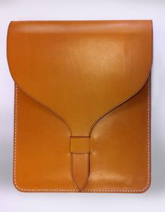 Read our interview with Leather Designer Craftsman Peter Wall