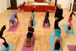 Yoga in 10: Energize | The Dr. Oz Show This link to 4 routines. I do at least one everyday. Love it.