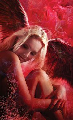 Fantasy cover art by Juliana Kolesova. Darkness Rising, written by Keri Arthur.