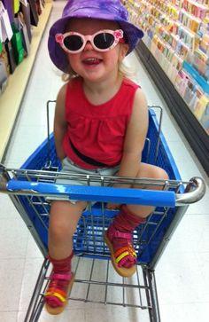 Rolled Cuff Toddler Socks: Rolled Cuff Toddler Socks