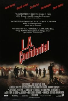 In the late 1990s, he began appearing in US films such as the 1997 movie L.A. Confidential. Description from movie-poster.ws. I searched for this on bing.com/images