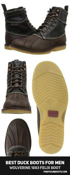 3cdcc605524 11 best men s duck boot brands to buy right now. We explore stylish bean  boot alternatives for the rain and snow.