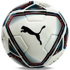 Puma teamFINAL 21.3 FIFA Quality Pro Ball Soccer Football White 08330501 Size 5 | eBay Adidas Football, Football Soccer, Soccer Ball, Puma Cat, Cat Logo, Soccer Training, Fifa, 21st, Sports