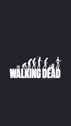 ✖ Wallpaper Lockscreen The Walking Dead ✖