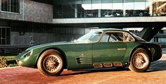 Triumph Conrero. A Triumph designed by Giovanni Michelotti, using a lightweight multi-tube frame built by Virgilio Conrero.-