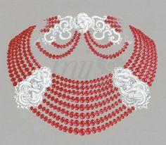 Colar Belleza Eternal de la colección Palais de La Chances Van Cleef & Arpels