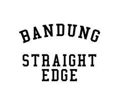 BANDUNG STRAIGHT EDGE