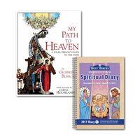 Holy Heroes Spiritual Diary + My Path to Heaven