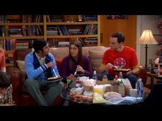 The Big Bang Theory - Night Night All The Time - YouTube