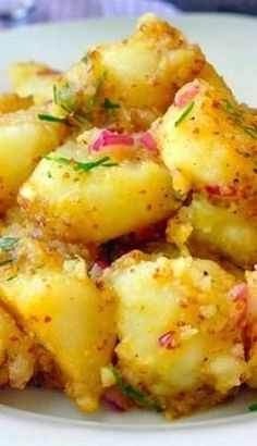 Warm Honey Dijon Potato Salad - a quick & easy side dish flavour boost! - Warm Honey Dijon Potato Salad – Rock Recipes – Rock Recipes Best Picture For low carb recipes - Potato Side Dishes, Side Dishes Easy, Vegetable Dishes, Side Dish Recipes, Vegetable Recipes, Vegetarian Recipes, Cooking Recipes, Healthy Recipes, Dinner Recipes