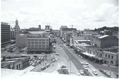 Queen Street, Auckland Auckland New Zealand, Old Ones, Historical Photos, Old And New, Coco, New York Skyline, The Neighbourhood, Shots, Queen