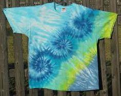 cute wave tie dye i'm gonna do!
