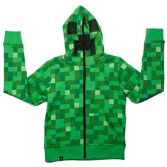 minecraft hoodie http://unusualgiftspot.com/minecraft-hoodie.html a great gift idea for a gamer! Today they all play minecraft