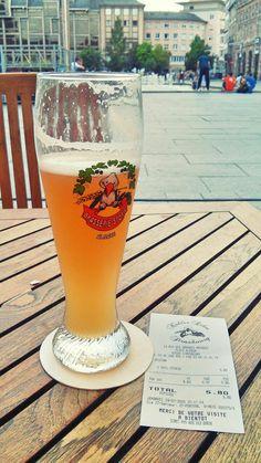 Ein #Sommerbier in Strasbourg #FTsnap