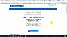 THW Global: Up to $25 per hour watching Better Than YouTube Type Videos. Also huge management 6 figure opportunity. International advertising giant needs over fifty thousands people over the age of 21 to invest up to 10 hours weekly giving comments on commercials, TV pilot programs, movie trailers, video surveys and so much more. Free sign up: http://Bonus24.THWglobal.com . Over 90% can be done from any smart phone or computer anytime! From the comfort of your home or on the road.