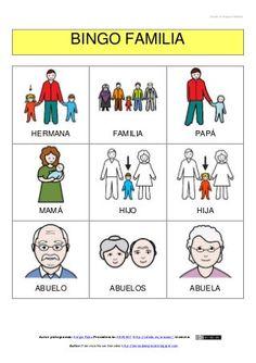 Bingo de la familia