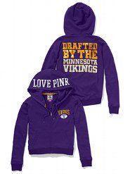 Minnesota Vikings - Victoria's Secret