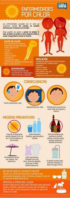 Enfermedades por calor