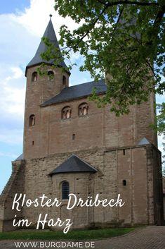 Wie wäre es mit einer Übernachtung im 1000 Jahre alten Kloster? #harz #niedersachsen #sachsenanhalt #kloster #klosterwanderweg #wanderwege