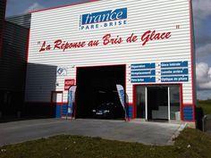 Réparation d'impact, remplacement de pare brise cassé fissuré - France Pare Brise à Bruay La Buissière (62700) - Informations du centre
