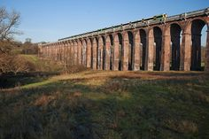 Ouse Valley Viaduct. West Sussex, England