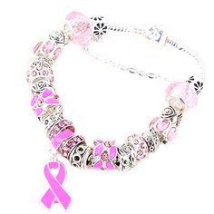 Pink Ribbon Awareness Bracelet – Florence Scovel