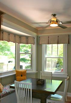 Rebecca Stisser : REorganization + REdesign: Kitchen Nook Design Dilemma Solved!!!
