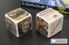 Writer's Block: Agatha Christie