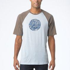 Barrel Organic T-Shirt | Mens Tops | prAna
