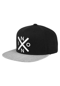 3904777e67d Nixon Exchange Snapback Hat